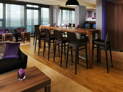 Club Lounge Sheraton Munich Arabellapark Hotel