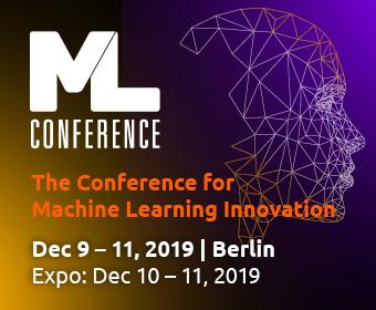 Jetzt Teilnahme an der ML Conference sichern!