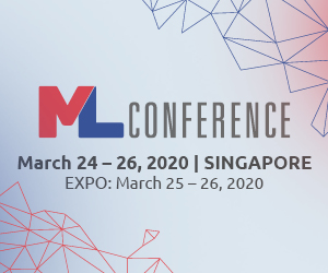 Book your ticket for the ML Con now!