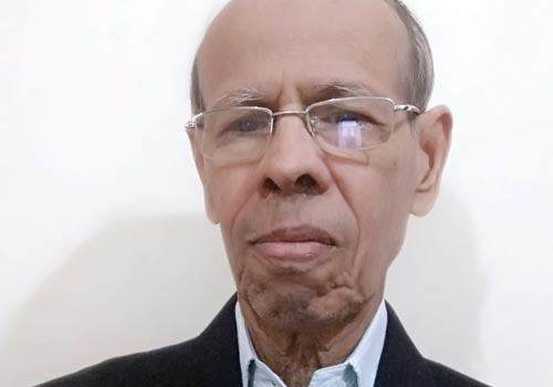 Prof. Subramanyam Chandrasekhar